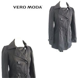 VERO MODA Double breasted trenchcoat